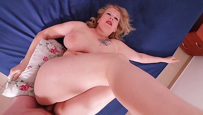 Big ass MILF painal. She lost and was arduously fucked respecting her thick ass.