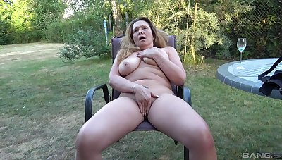 Full amateur back size solo porn with the vituperative aunt