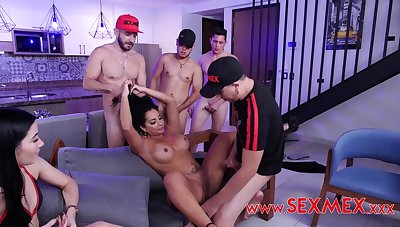 Outlandish manipulate sexual connection - Gangbang Reality Work