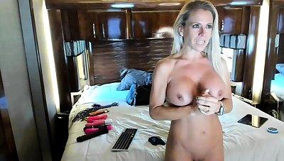 Hardcore alone masturbation hot blonde
