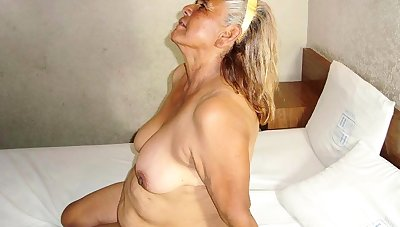 HelloGrannY Latin Matures Captured Hot together with Spicy