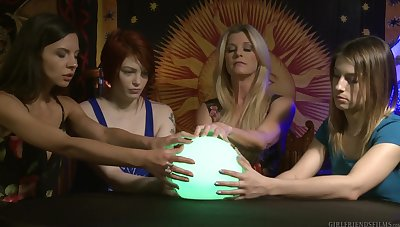 India Summer and Kristen Scott create magic when together